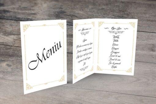 Meniu nunta Simplicity 1