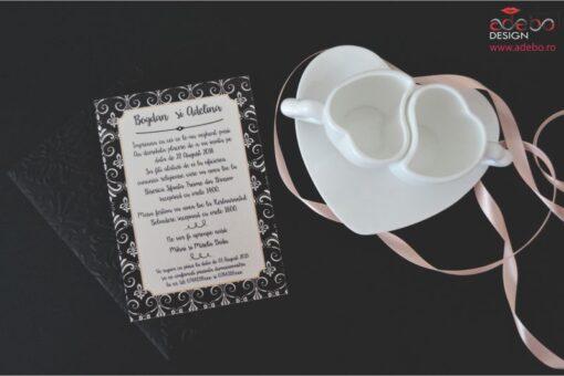 Invitatie nunta Bride 2