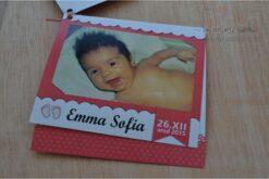Invitatie botez Emma 3