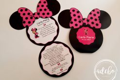 Invitatie botez Minnie 6