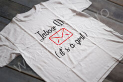 Tricou gravidute Inbox Email