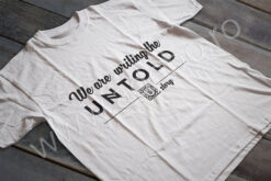 Tricou Writing the Untold Story