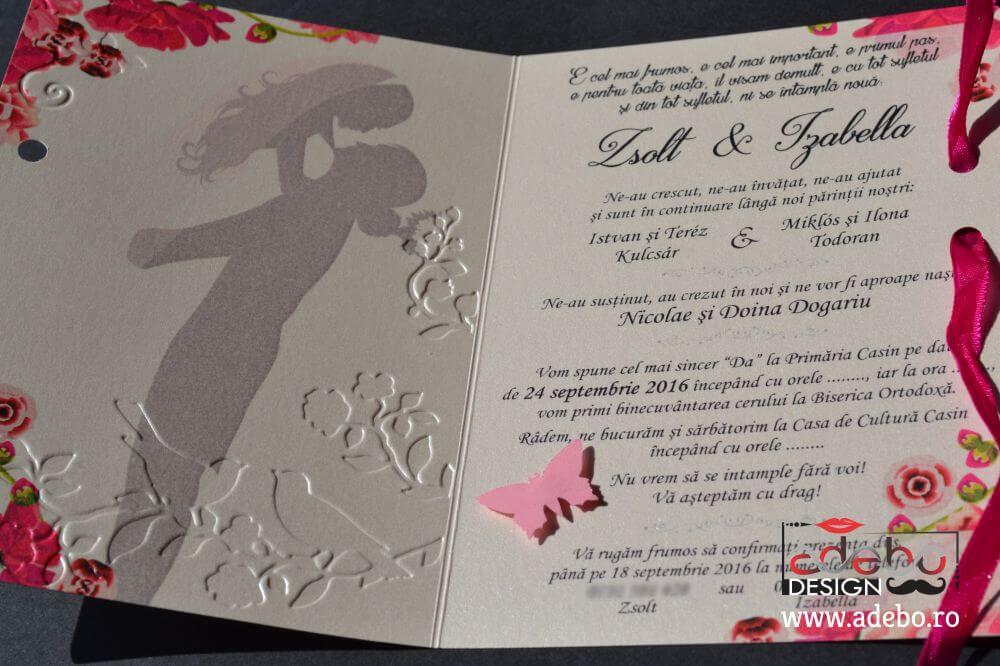 Invitatie Nunta Perlata Propsuri Nunta Propsuri Botez Propsuri