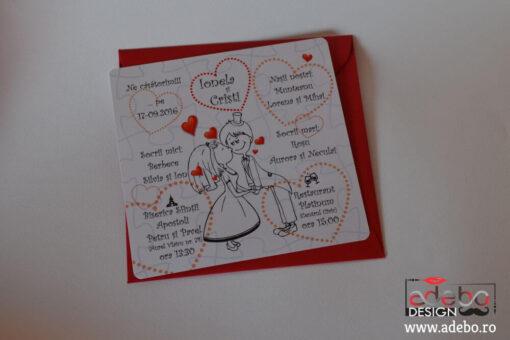 invitatie-nunta-red-love-3