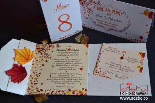Invitatie Nunta AlesCri 3