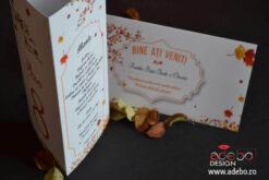 Invitatie Nunta AlesCri 5