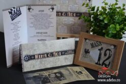 Invitatie nunta Bilet Cinema (1)