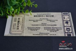 Invitatie nunta Bilet Cinema (11)