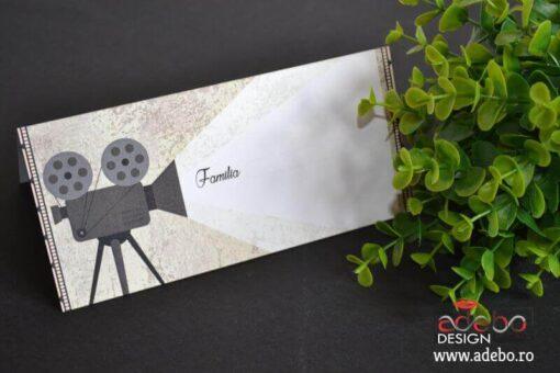 Invitatie nunta Bilet Cinema (6)