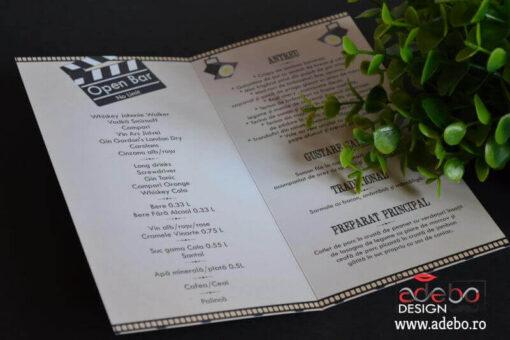 Invitatie nunta Bilet Cinema (9)