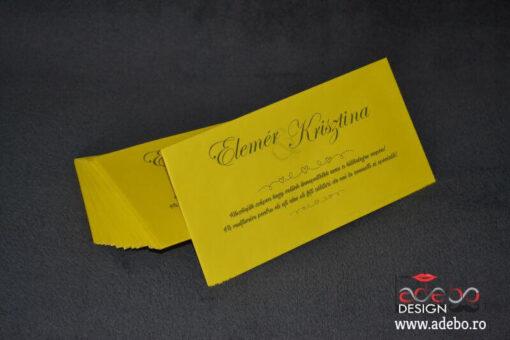 Pachet Nunta Lemon Style 3