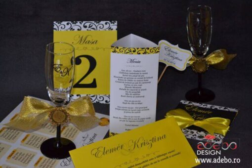 Pachet Nunta Lemon Style 4