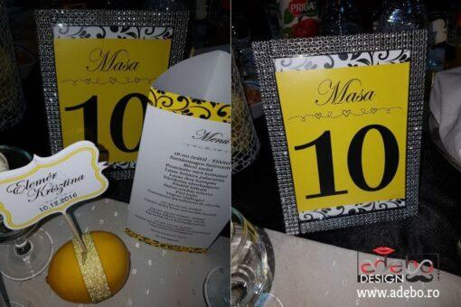 Pachet Nunta Lemon Style 8