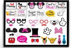 Propsuri Botez Minnie Mouse - Mickey Mouse v1