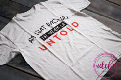 Tricou Am luat Bac-ul - ne vedem la Untold