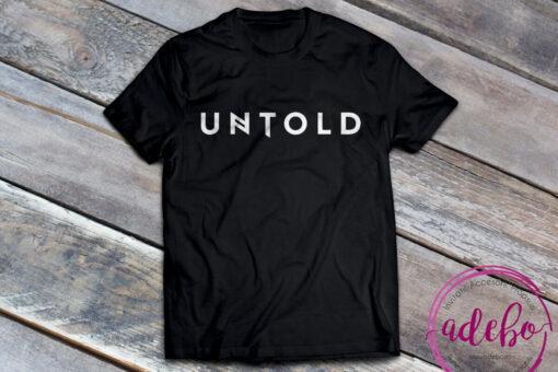 Tricou personalizat Untold Festival