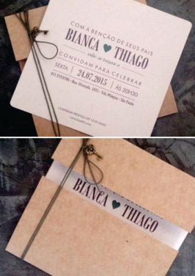 Invitatie nunta cu evidentierea numelor mirilor