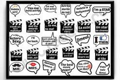 Propsuri tema Cinema - Film