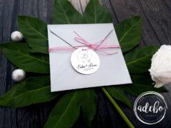 Invitatie nunta de argint