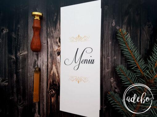 Meniu nunta - Ami