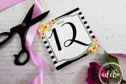 numar masa nunta - Minola