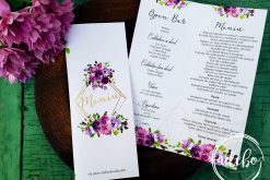 Pachet papetarie nunta Malva 3
