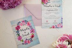 Invitatie nunta Ella