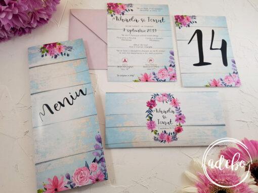 Invitatie nunta Ella 2
