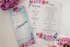 Invitatie nunta Ella 3