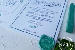 Invitatie nunta Eucalipt 2