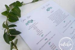Invitatie nunta Eucalipt 7