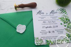 Invitatie nunta Grice 1