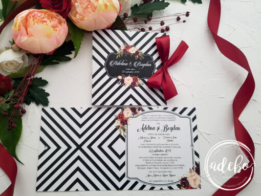Invitatie nunta Iluzia 4
