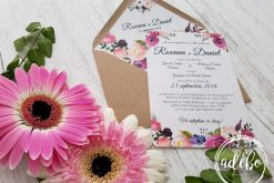 Invitatie nunta Lara
