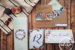 Invitatie nunta Mistery 3
