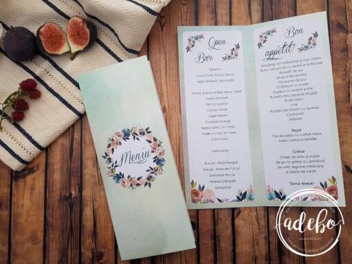 Invitatie nunta Mistery 5
