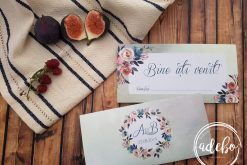 Invitatie nunta Mistery 6