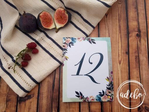Invitatie nunta Mistery 7