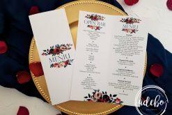 Invitatie nunta Navy 7