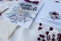 Invitatie nunta Rina 2
