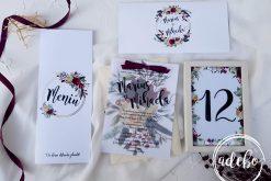 Invitatie nunta Rina 3