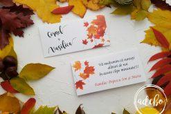 Invitatie nunta de toamna 6