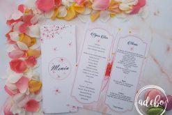Invitatie nunta flori de cires 3