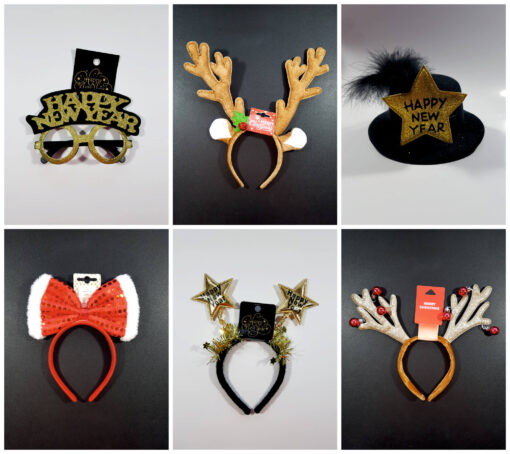 Accesorii Foto pentru Petrecerea de Revelion