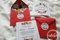 Invitatie nunta Tania 1