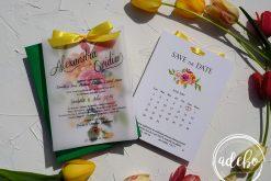 Invitatie nunta Lexan 1