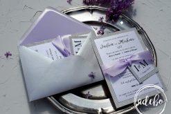 Invitatie nunta Luxury 1