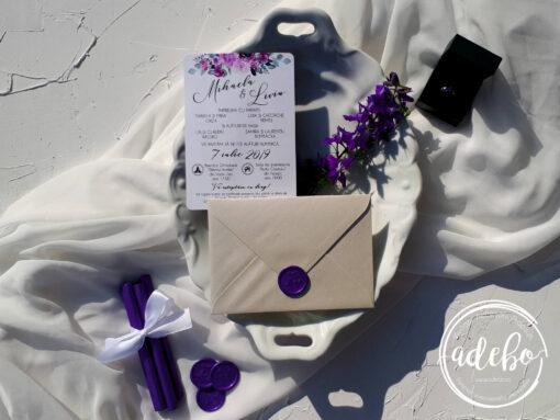 Invitatie nunta Movi 1