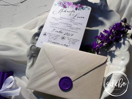 Invitatie nunta Movi 2
