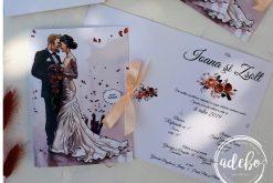 Invitatie nunta Woop Woop 1